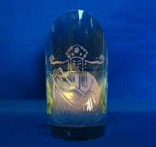 """3D Laser Art Chinese Emperor Paperweight Crystal """"Cube""""  - $3.99"""