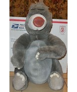 "Vintage Disney World Exclusive Jungle Book Baloo The Bear 14"" plush stuf... - $23.38"