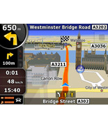 2018 Q1 North America USA 8GB Map Card for Win CE din GPS nav SD maps - $55.99