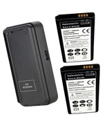 Samsung Galaxy Note 4 N910R4 Battery + External Charger Travel Home Acce... - $25.13