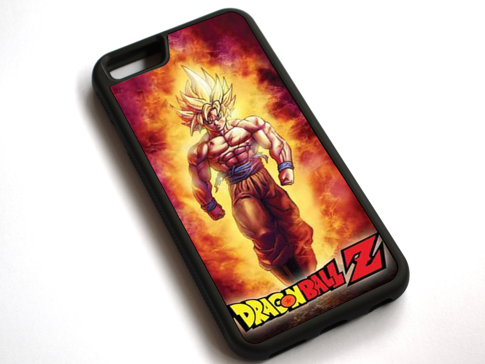 Dragon Ball Z Son Goku Case Cover For Apple iphone 6 (4.7
