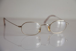 Eyewear,  Gold Frame,  RX-Able  Prescription Lenses. #3 - $15.59