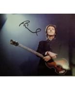 Paul McCartney Signed Autographed RPT 8x10 Photo The Beatles - $14.99