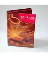 Bourjois Chocolate Bar Gold Bronzing Powder #51 Peaux Claires / Medianes... - $29.70