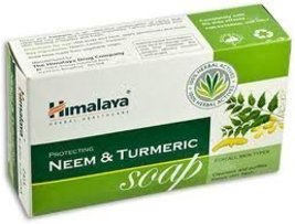 Himalaya Protecting Neem & Turmeric soap 75g ( Pack of 4) [Misc.] - $3.27