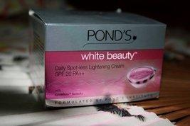 Ponds white beauty daily spot-less lightening cream 25g [Misc.] - $6.52