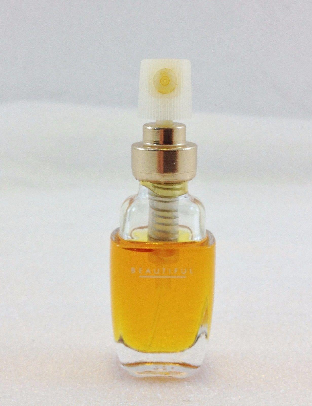 Beautiful Estee Lauder Eau de Parfum EDP Spray .16 oz Almost Full