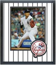 Masahiro Tanaka 2015 New York Yankees - 11 x 14 Team Logo Matted/Framed ... - $43.55