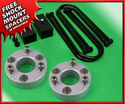 "Fits 05-11 Dodge Ram 1500 Dakota 3"" Strut Spacers + 2"" Blocks Level Lift... - $117.32"