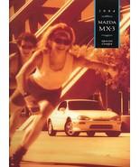 1994 Mazda MX-3 sales brochure catalog US 94 MX3 GS V6 1st Edition - $8.00
