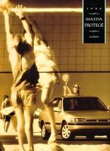 1994 Mazda PROTEGE sales brochure catalog US 94 DX LX - $6.00