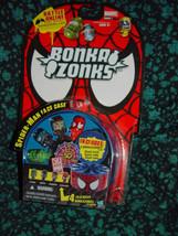 Bonka Zonks Spider-Man Face Case 4 Exclusive BonkaZonks Marvel Series 1 New - $11.00