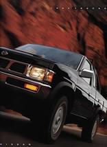 1992/1993 Nissan TRUCKS sales brochure catalog US 93 HARDBODY SE V6 - $6.00