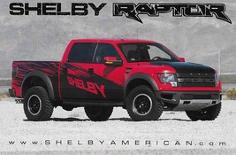 2011-2014 Shelby RAPTOR sales brochure catalog card F150 Ford - $6.00