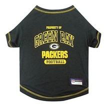 GREEN BAY PACKERS Dog T-Shirt * NFL Football Team Fan Gear Pet Puppy Tee... - €15,73 EUR