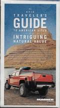 2009 Hummer H3T TRAVELER'S GUIDE sales brochure catalog folder 09 Humvee - $10.00