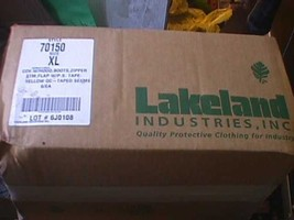 Lakeland Industries-Style 70150  XL - Tychem Qc Suit Yellow Qc (Pack of ... - $79.18