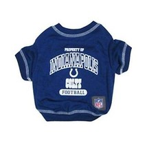 INDIANAPOLIS COLTS Dog T-Shirt * NFL Football Team Fan Gear Pet Puppy Te... - €15,73 EUR