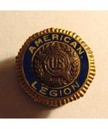 American Legion Lapel Pin - Vintage Philadelphia Badge Co Screwback Jack... - $49.49