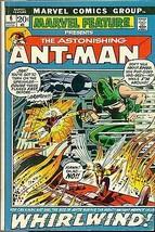 Marvel Feature #6 ANT-MAN (1972) Marvel Comics WASP begins VG+/FINE-- - $14.84