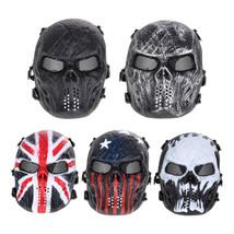 Tactical Rival Scary Full Face Mask Nerf-N Gun Paintball Dart Blaster Co... - $15.98