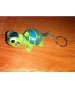 Zoolight LED Lite Keychain Green Turtle - $6.85