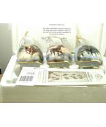 2527 Free as the Wind - Horses in Art Heirloom Porcelain Ornaments - Bra... - $30.00