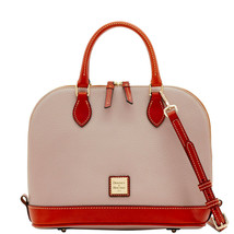 Dooney & Bourke Pebble Grain Oyster Handbag...NEW - $149.25