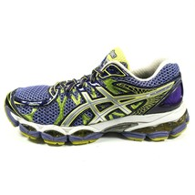 Asics Gel Nimbus 16 Running Shoes Womens Sz 8 Athletic Training Sneakers Purple - $94.98 CAD