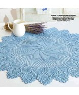 W873 Crochet PATTERN ONLY Pinwheel Perfection C... - $8.45