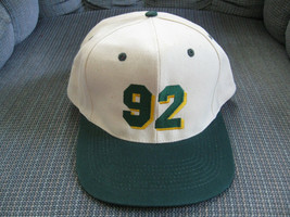 Reggie White #92 Nfl World Champion Green Bay Packer Commemorative Nos Hat!!! - $16.95