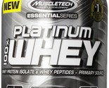 Muscletech essential platinum 100  whey  2 lb milk chocolate supreme thumb155 crop