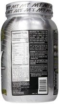 MuscleTech Essential Platinum 100% Whey, 2 lb Milk Chocolate Supreme image 2