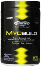 MuscleTech Myobuild, 0.76 lb Grape - $69.95