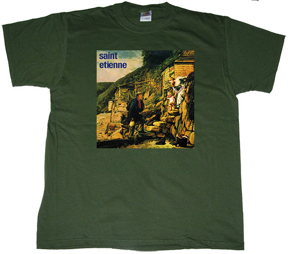 Saint etienne tiger bay t shirt men s 3xl t shirts for South bay t shirts