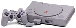 Playstation console bundle with 10 ps games - $170.00