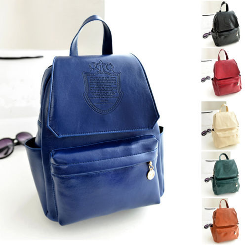 Primary image for Womens Shoulder Bag Casual School Military Messenger Travel Satchel Bag Backpack