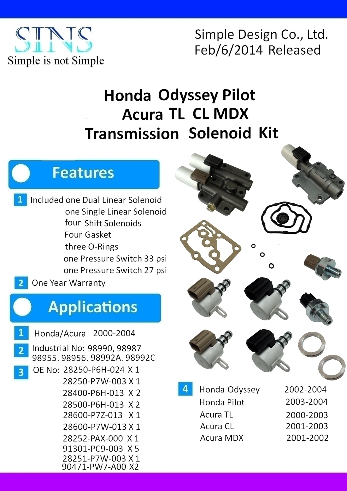 H Honda Odyssey Pilot Acura Trans Kit Ad Eng likewise Maxresdefault as well Hqdefault furthermore B F D Ff furthermore Image T. on honda odyssey transmission pressure switch
