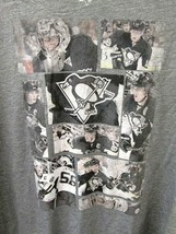 "NHL Pittsburg Penguins ""Wall of Fame 2"" (NWT) Short Sleeve T-Shirt Size ... - £7.66 GBP"