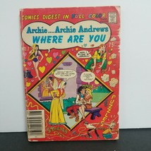 Archie... Archie Andrews - Where Are You - Comics Digest - #7 - $15.85