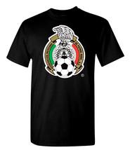 Mexico Selection T-shirt Black or White 100% Cotton Preshrunk - $17.50+