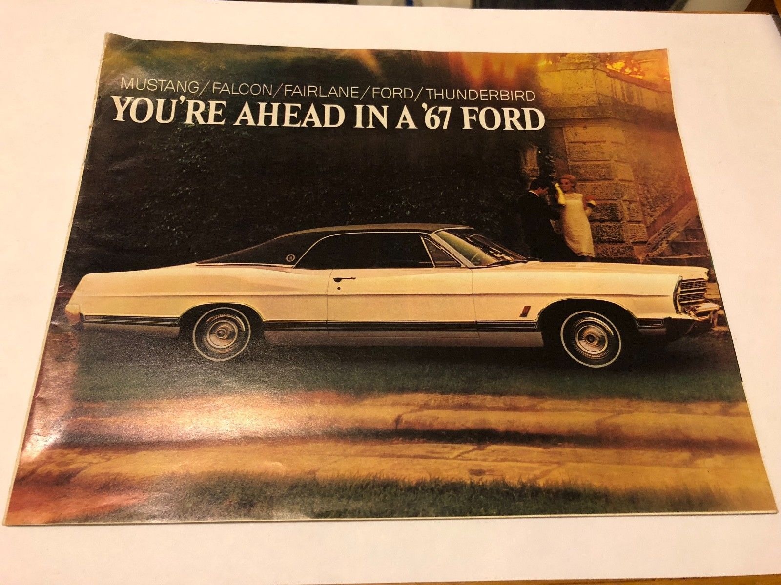 1980 Ford Auto Accessories Brochure Mustang//LTD//T-Bird