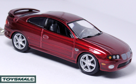 KEY CHAIN 2004/2005/2006 SPICE RED BURGUNDY PONTIAC GTO - $39.95