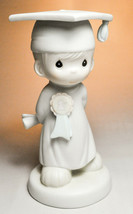 Precious Moments: God Bless You Graduate - 106194 - Classic Figure - $18.80