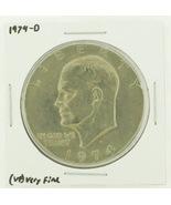 1974-D Eisenhower Dollar RATING: (VF) Very Fine N2-3468-10 - $3.00