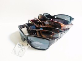 Sunglasses XLOOP  8X2355 Mirrored Biker Wraps - $7.85