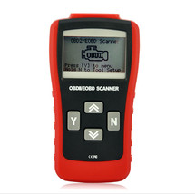 Professional OBD-II and EOBD Code Scanner – 3 Inch LCD Display - $78.76