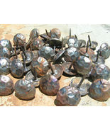 Fifty Iron Hammered Clavos Decorative Nails Door Ceiling Furniture Craft... - $79.98