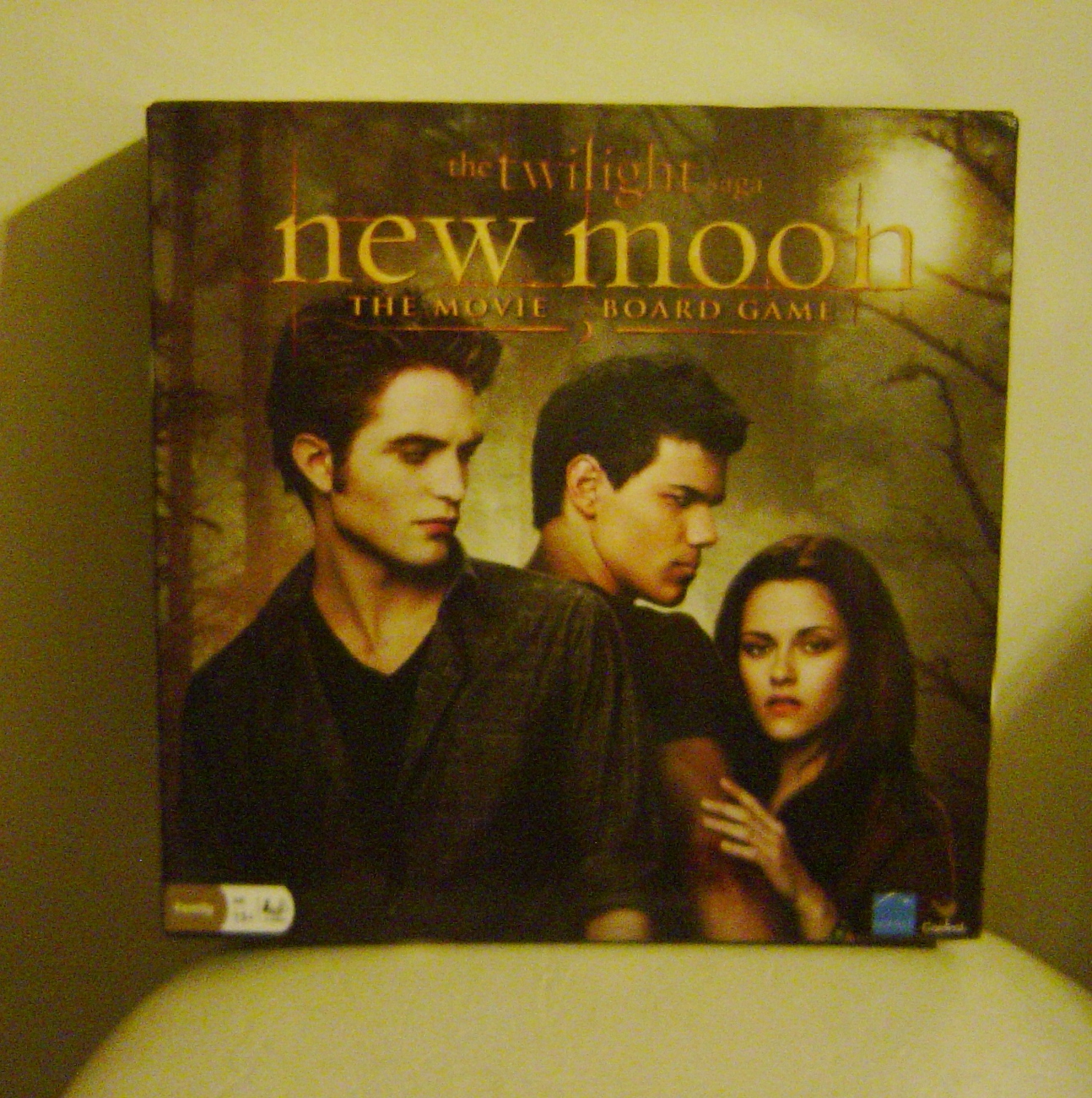 twilight new moon the movie board game 1970now