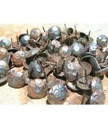 100 Iron Hammered Clavos Decorative Nails Door Ceiling Furniture Craft 1... - $119.98